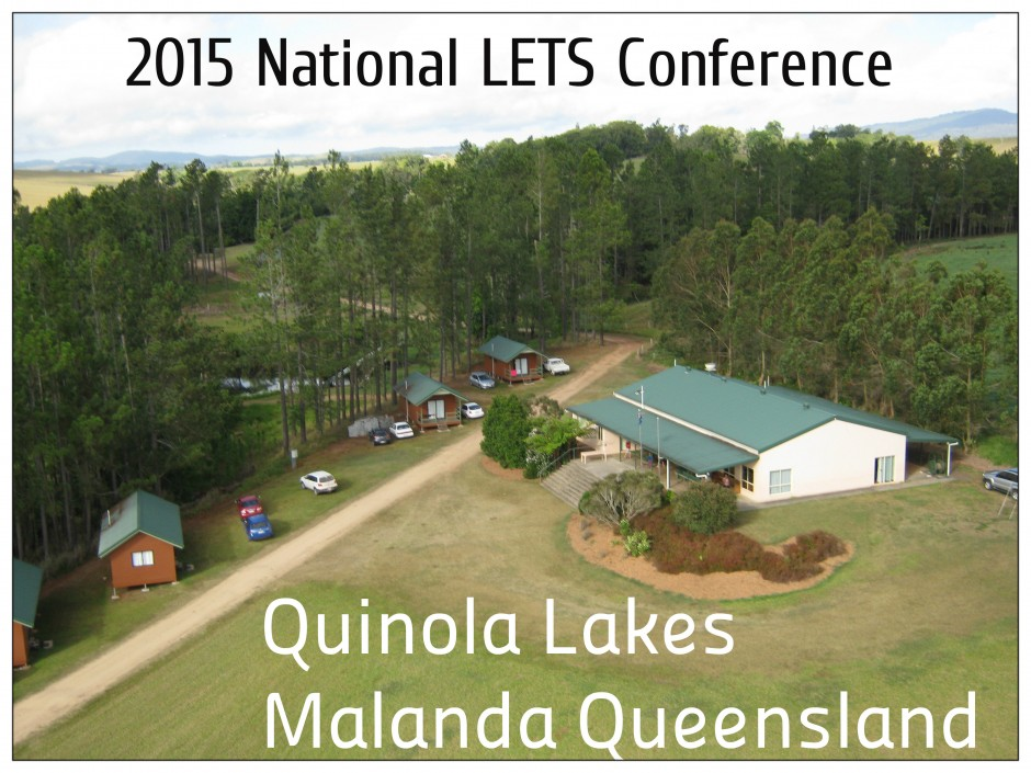 2015 National LETS Conference