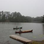 Canoes at Quinola