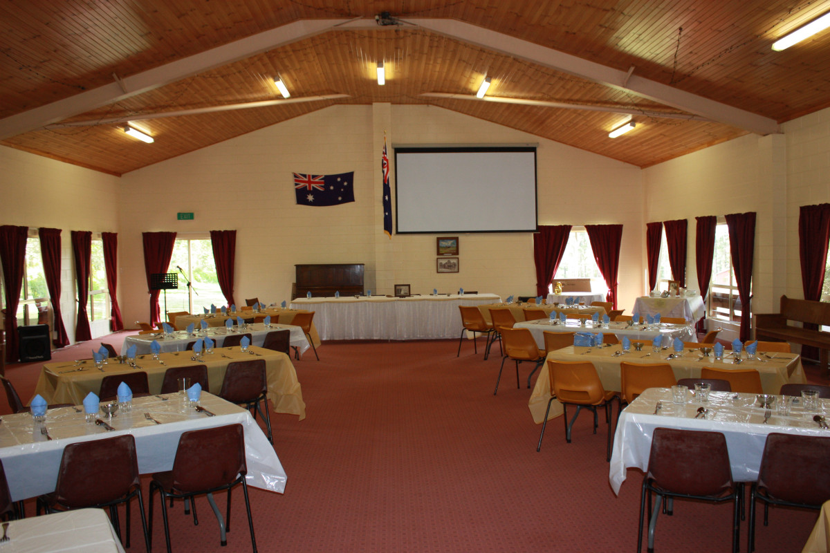 Conference and Dining Hall