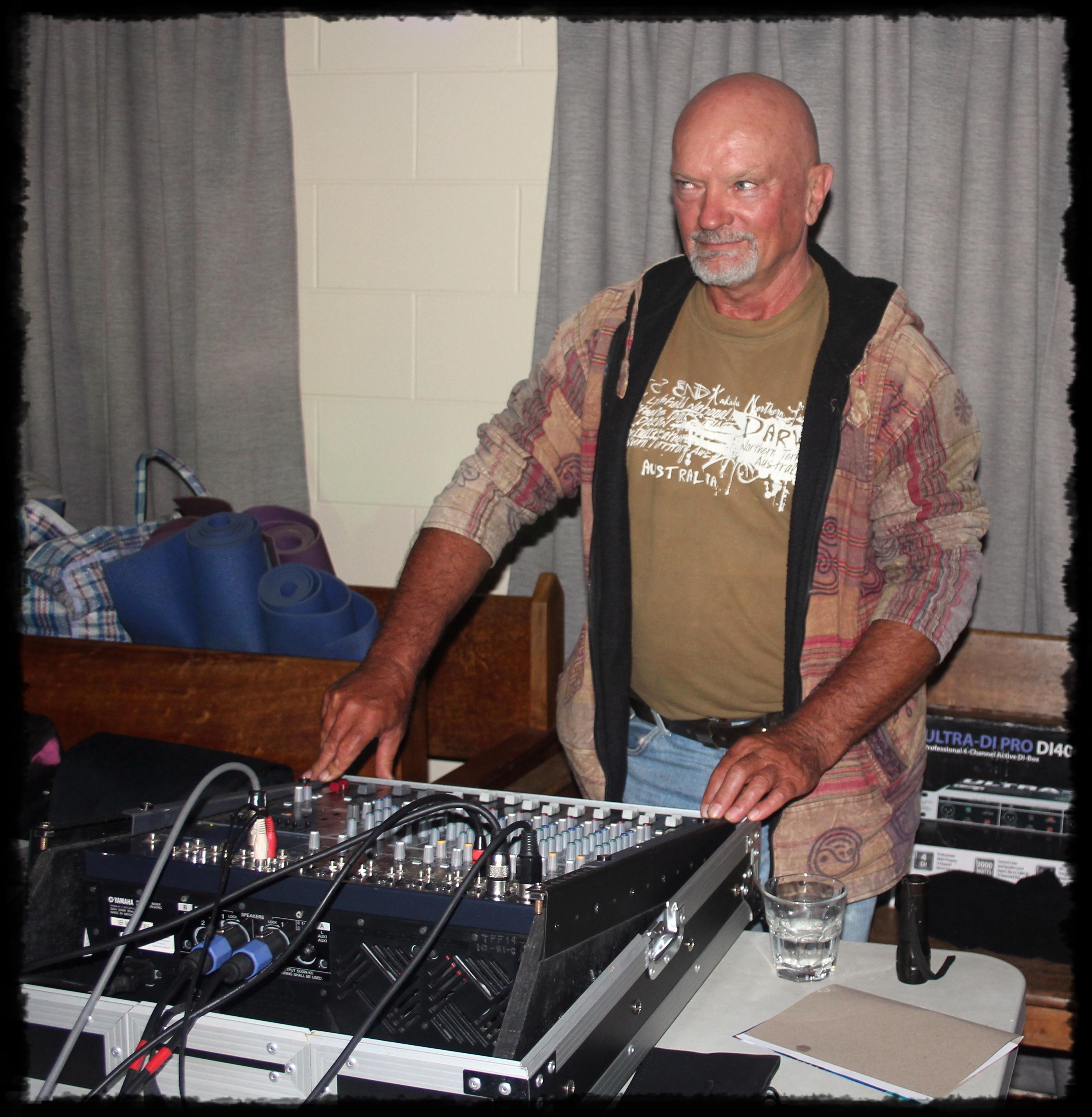 Steve the Sound Whiz