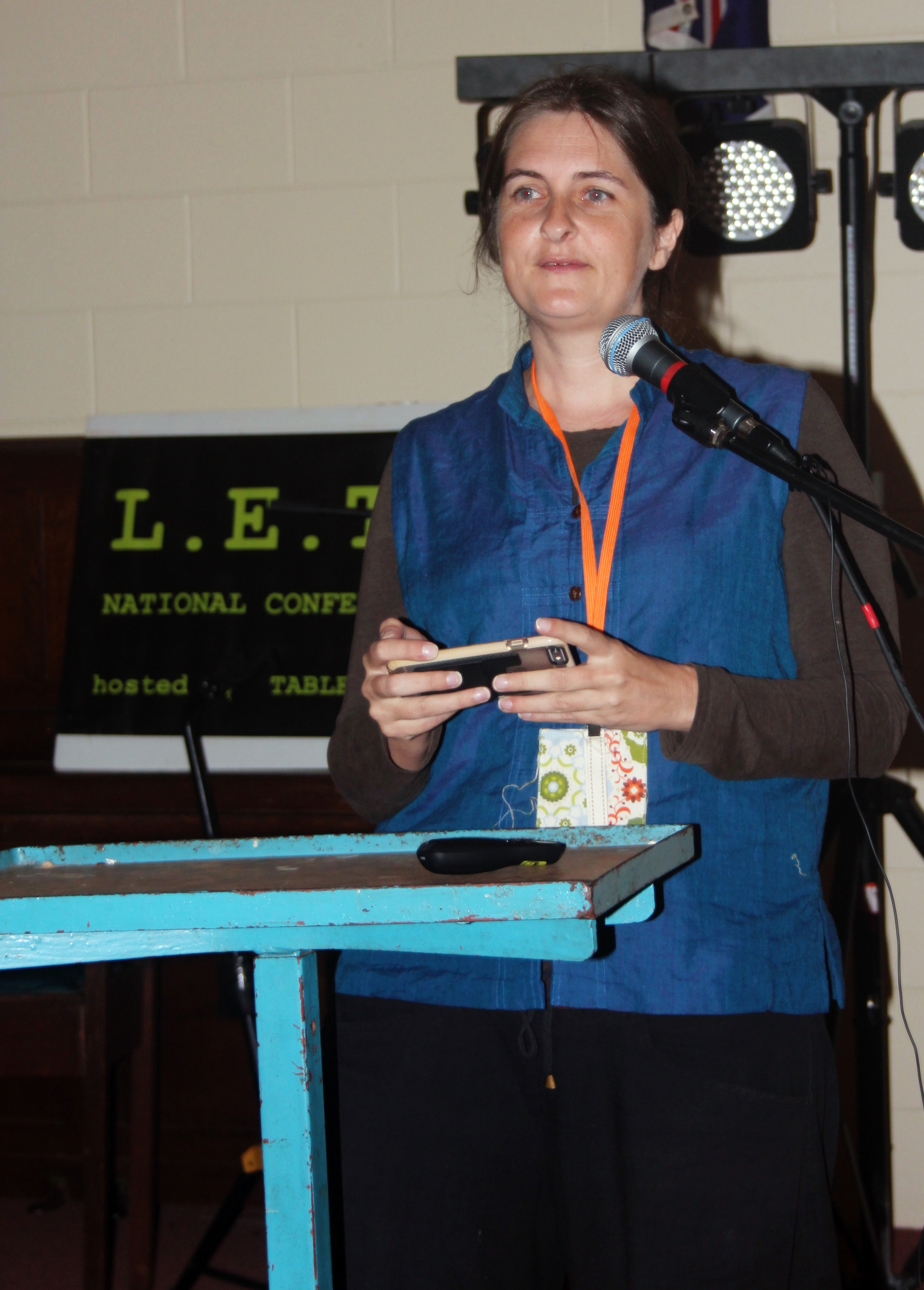 Annette Loudon