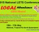 2015 National LETS Conference