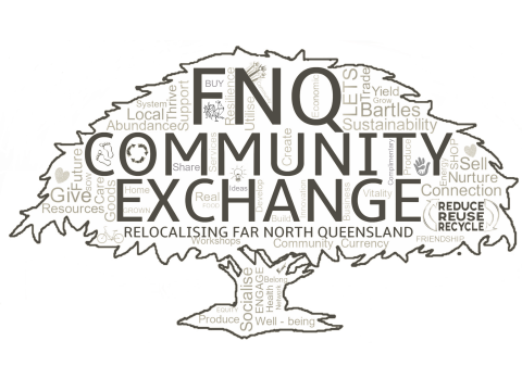 FNQ Community Exchange – New Logo