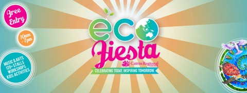 LETS Stall @ The ECOFiesta Cairns