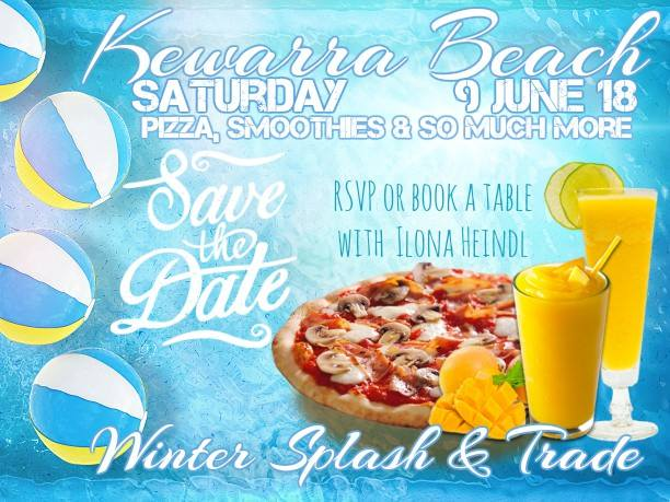 Winter Warmer Splash 'n' Trade!  – Kewarra Beach Mega LETS event!