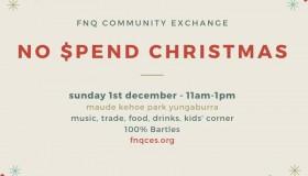 Christmas No $pend Trade